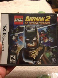 LEGO Batman 2: DC Super Heroes  DS NEW