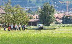17.07.2016 - Start des notgelandeten Kleinflugzeuges - Amlach http://ift.tt/29MxmMH #brunnerimages