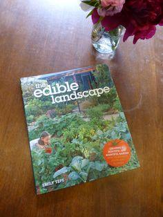 Win a copy of The Edible Landscape