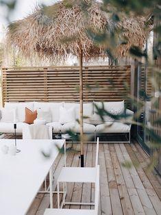 Outdoor Seating, Outdoor Rooms, Outdoor Living, Outdoor Decor, Exterior Design, Interior And Exterior, Garden Furniture, Outdoor Furniture Sets, Patio Makeover