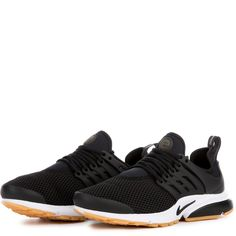 e0429b1c5 WOMEN S AIR PRESTO BLACK BLACK-WHITE-GUM YELLOW Air Presto Black