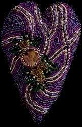 Beadwork by Larkin Jean Van Horn