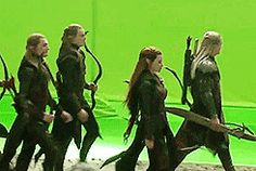 film the hobbit peter jackson op Evangeline Lilly Greatest Hits the desolation of smaug tauriel 'a more lowly form of elf' aw bb im not much of a purist and i think you're awesome and ALSO EVANGELINE LILLY and her sindarin is pretty tmbm Mirkwood Elves, Lotr Elves, Legolas And Thranduil, Fili And Kili, The Hobbit Movies, O Hobbit, Fellowship Of The Ring, Lord Of The Rings, Tolkien Books