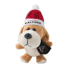 ALABAMA CRIMSON TIDE NCAA 4 INCH ADORABLE PLUSH DOG ORNAMENT CHRISTMAS NEW