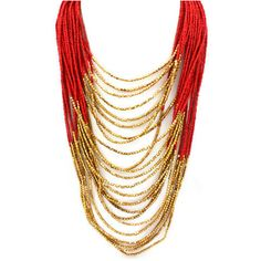 Pree Brulee - Alethia Statement Necklace
