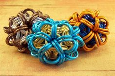 This is just 1 of 3 chainmaille tutorials