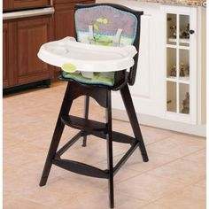 images about Wooden High Chairs For Babies on Pinterest | Wooden high ...
