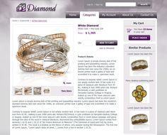 DL Diamonds product page