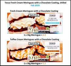 Slimming World Survival, Slimming World Recipes, Chocolate Coating, Fresh Cream, Toffee, Meal Planning, Fat, Club, Meals