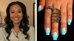ReNailz: Gradient Nails #ulookhaute