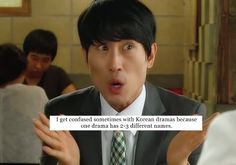 K-Drama Confessions