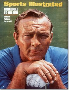 Happy 83rd Birthday to Golfer Arnold Palmer....One of the greats....