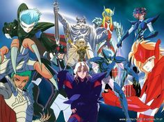 A Saga de Asgard é um dos arcos principais do anime Os Cavaleiros do Zodíaco, criado por Masami...