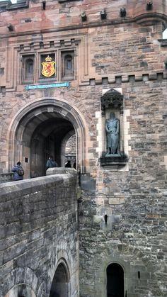William Wallace  Edinburgh castle