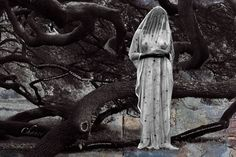 The Weeping Woman  (La Llorona) A Hispanic horror story, or rather legend from along the Rio Grande Valley