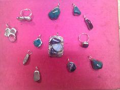 Príďte si vyrobiť originálne šperky z krásnych kryštálov a polodrahokamov technikou TIFFANY. Vo štvrtok 11.12. o piatej do Galérie ZIV, Trenčianska 53, Ba-Ružinov.  Bližšie informácie: http://www.ziv.sk/kurz-vyroby-sperkov-technikou-tiffany.html