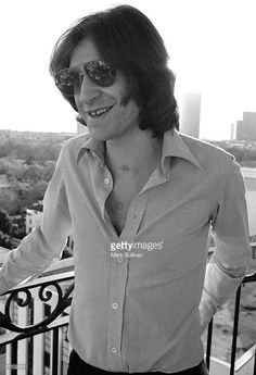 Ray Davies (Kinks) at the Beverly Hills Hotel in Beverly Hills, CA 1976; Various Locations; Mark Sullivan 70's Rock Archive; Beverly Hills; CA.