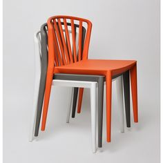 Kimbra Stacking Chair - Quick Ship - Stacking Chairs - Chairs Commercial Furniture
