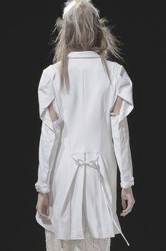 ejakulation:    Yohji Yamamoto, S/S 2013