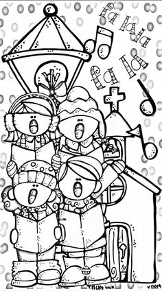396 Best Christmas Coloring Pages Images In 2019 Xmas Christmas