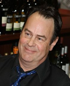 Dan Aykroyd - comedian, singer, actor and screenwriter. He was an original cast member of Saturday Night Live, an originator of The Blues Brothers (with John Belushi) and Ghostbusters, and has had a long career as a film actor and screenwriter.