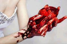 Bloody Heart Dark Love