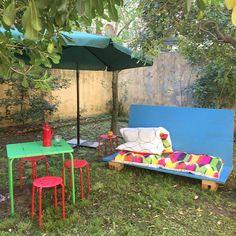CUSCINONI da esterno con tende da doccia e altre robe ikea! #giardino #pocobudget #ikea #ikeaitalia #ikeahack #sonoungenio #garden #genius #lowcost #lillskär #uddgrund #slån #cuscinonietendedoccia #outdoor #decor #handmade #fattoamano #diy #sofa #cushions #shower #courtain #pillow #cuscino #tenda #doccia