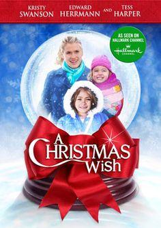 A Christmas Wish - DVD | A Hallmark Channel
