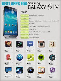 Best Samsung Galaxy S4 Apps