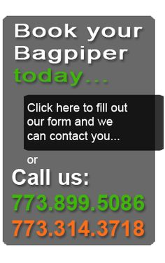 Chicagoland Irish Bagpipers :: About the Piper