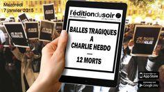 Ouest-France 53 @OuestFrance53  ·  13h 13 hours ago  L'édition du soir. A la Une : tout sur l'attentat à Charlie Hebdo http://www.ouest-france.fr/r.php?d=3099949