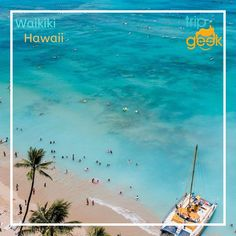 Find best hotels deals from around the world. TripGeek provide over hotels at the cheapest rate to help you save money. Book online for your next trip Best Hotel Deals, Best Hotels, Learn To Surf, Waikiki Beach, City Break, Time Out, Books Online, Movies And Tv Shows, Beaches