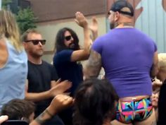 Foo Fighters 'Rick Roll' Westboro Baptist Church Outside Concert http://www.people.com/article/foo-fighters-rick-roll-westboro-baptist-church-video