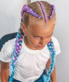 Braids Hairstyles Pictures, Work Hairstyles, Braided Hairstyles, Rave Hair, Kanekalon Braiding Hair, Braids With Extensions, Festival Hair, Mermaid Hair, Hair Trends