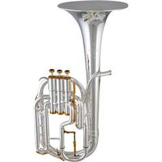 Eb tenor horn, this is what I play.