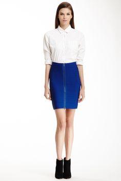 BCBGMAXAZRIA Josey Skirt