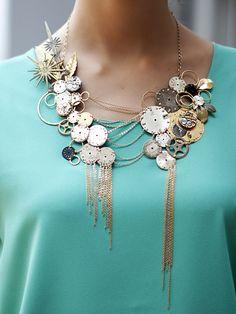 Tomoko Tokuda necklace