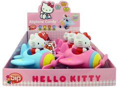 Hello Kitty Airplane Candy - 10g - Power Force AG