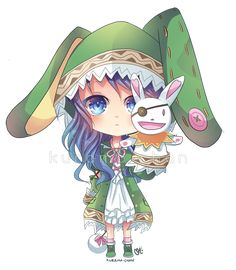 How To Draw Yoshino From Date A Live Step By