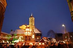 Christmas market in Braunschweig | Tourism in Germany – travel, breaks, holidays