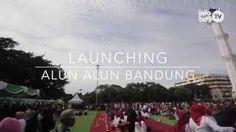 Launching Taman Alun Alun Bandung