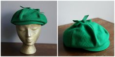 Vintage 60's Hat / 1960's Hat /  Designer Mr. by VirginVintage2012, $35.00