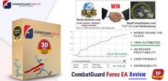 Forex trading made easy with the Combat Guard EA. See: Live Account. 100% Automated. Expert Advisor Review site: https://bestearobots.com/EN/CombatGuard-Forex-EA  If you've been looking for a quick way to generate profits in the Forex market...and lack the experience to do it on your own – then I want to tell you about my revolutionary Forex Robot built for investors like you. Top 20 Forex Robot: http://bestforexrobots.com/