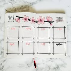 Bullet journal à thème : la vie en rose – Lisly s world You are in the right place about aesthetic Here we offer you the most beautiful pictures about the aesthetic you are looking for. When you examine the Bullet journal à thème : la vie en rose –[. April Bullet Journal, Self Care Bullet Journal, Bullet Journal Aesthetic, Bullet Journal Notebook, Bullet Journal Spread, Bullet Journal Inspo, Bullet Journal Period Tracker, Bullet Journal Calendar Ideas, Bullet Journal Format