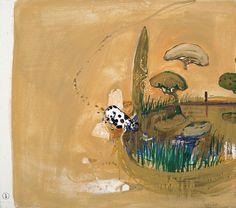 Paintings - Brett Whiteley - Page 6 - Australian Art Auction Records Australian Painting, Australian Artists, European Paintings, Paul Klee, Fine Art Auctions, Landscape Paintings, Landscapes, Tree Art, Painting Techniques