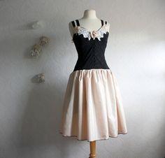 Shabby chic dress