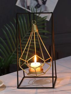 Shop Geometric Hanging Candlestick at ROMWE, discover more fashion styles online. Wall Art Decor, Room Decor, Geometric Decor, Dream Rooms, Home Decor Accessories, Candlesticks, Diy Home Decor, Diy And Crafts, Candle Holders
