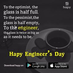 Hapy Engineer's Day #swiperight #hapy