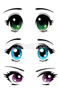 stock-illustration-13188551-set-on-manga-eyes.jpg (243×380)