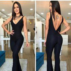 """1,938 curtidas, 10 comentários - Moda Para Meninas (@dicasdemodaofficial) no Instagram: """"Macaquinho ♥️ #dicasdemodaofficial"""""""